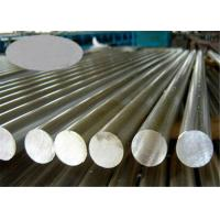 China 20Mncr5 SAE 1020 S45C ASTM A36 Hot Rolled Steel Bar , Mlld Zinc Steel Round Rod wholesale