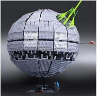 China NEW LEPIN 05026 Star Wars Death Star The second generation 3449pcs Building Block Bricks Toys Compatible with 10143 Gift wholesale