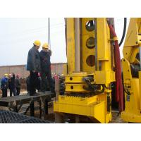 China Hydraulic Horizontal CBM Drilling Rig MD-750 With High Torque 34000N·m wholesale