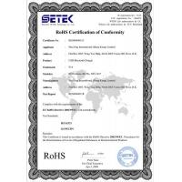 iSmart Stereo Certifications