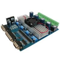 China TB6560 4 Axis Driver Board Adapter CNC Router Mill Cut Engraving Laser Printer US DE FR UK wholesale