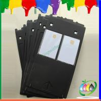 China Inkjet PVC Business Card Tray For Canon Printer  IP4760/ IP4850/ IP4950/ IP4840 In Stock wholesale