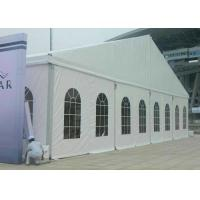 China Environmentally 20m Outdoor Event Tent Fabric Structure For Exhibition wholesale