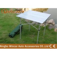 China Portable Lightweight Outdoor Dining Tables Aluminum for Garden wholesale