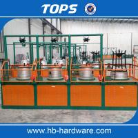 China Pulley Automatic mild steel iron Wire drawing Machine for nails, wire mesh, welding electrodes etc on sale