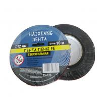 Buy cheap Solvent acrylic adhesive double sided black pe foam tape from wholesalers