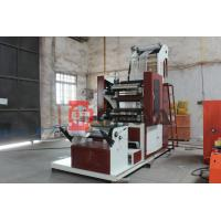 China Stretch Film Extruder Machine With Two Colors Printing 250 - 1000mm Length wholesale