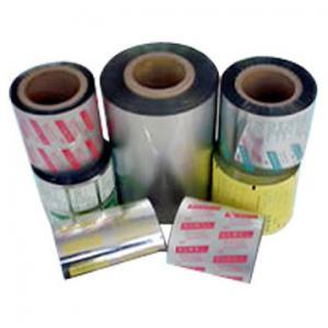 China Detectable aluminium foil +PE warning tape wholesale