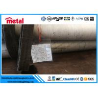 China Seamless Austenitic Stainless Steel Pipe ASTM A312 UNS S30815 Pickling Surface wholesale
