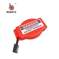 China Industrial Valve Lockout Covers , Humanity Design Gate Valve Safety Lock wholesale