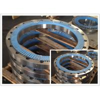 China Material 42CrMo4 Forged Flange Ring Alloy Steel Forgings  Wind Power Flange wholesale