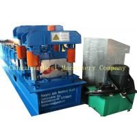 China Aluminum Glazed Ridge Cap Roll Forming Machine House Material For Building wholesale