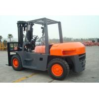 Top supplier LTMA 8 ton forklift truck with Isuzu engine and 3-stage mast for sale