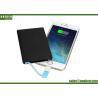 Buy cheap Mobile Phone Ultra Slim Power Bank  USB Customized Logo Ultra Slim Credit Card 2500mAh from wholesalers