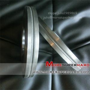 China Metal bond diamond automobile glass grinding wheel julia@moresuperhard.com wholesale
