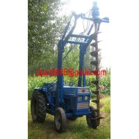 China Earth Excavator& Earth Drill/Deep drill wholesale