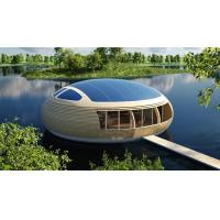 China New Material Made Creative Design Floating House For Resort wholesale
