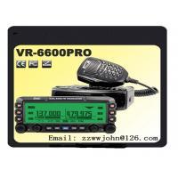 China VHF UHF Walkie Talkie In-Vehicle GPS Dual Band Transceiver Car Ham Mobile Radio on sale