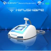 China 2015 newest portable home user-friendly high intensity focused ultrasound hifu wholesale