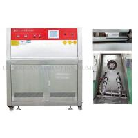China UVB Accelerated Aging Test Chamber Color LCD Touch Screen Control System wholesale