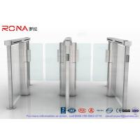 China CE Approved Speed Gate Turnstile Pedestrian Management Automated Gate Systems wholesale