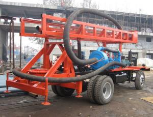China Portable 132kw 300m Well Drilling Machine For Bridge Foundation wholesale