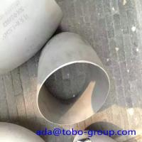 China Stainless Steel Elbow Pipe ASTM A182 F51 / UNS31803 / 1.4462 DN 15-1500 on sale