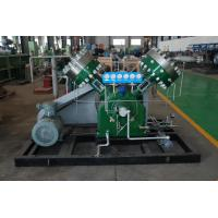 China Membrane Type Reciprocating Hydrogen Gas Compressor For Industrial Two Stage wholesale