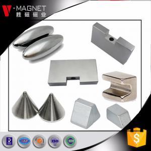 China Magnetized through length block N52 neodymium magnet sale wholesale