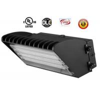 China IP65 Aluminum PC 70w LED Wall Pack Lights Die-cast Black railway station wholesale