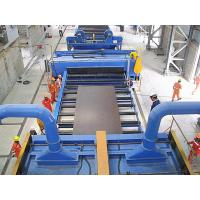 China Compact Structure Roller Conveyor Shot Blasting Machine High Performance on sale