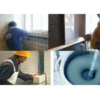 China Exterior Cement Based Ceramic Floor Tile Adhesive For Bonding Tiles , Concrete wholesale