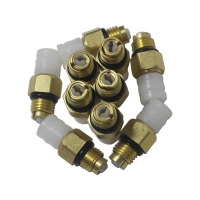 China Air Valves M8 Suspension Connector For Benz W251 W164 W212 W211 W220 wholesale