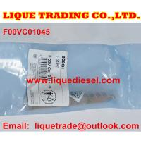 China BOSCH Genuine and brand new Common rail injector valve F00VC01045 , F 00V C01 045 wholesale