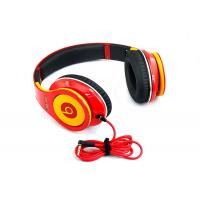 China Limited Edition Studio Ferrari Beats by Dr. Dre DJ Headphone on sale