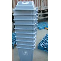 China Kitchen rubbish bin cheap plastic storage bins wholesale
