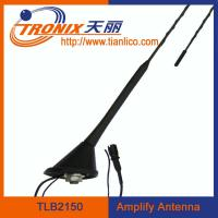 China roof mount car electronic antenna/ amplifier am fm car antenna TLB2150 wholesale
