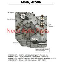 China Auto transmission AX4N 4F50N sdenoid valve body good quality used original parts wholesale