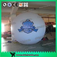 China Big PVC Red Custom Inflating Helium Balloon Show Air Floating Ball wholesale