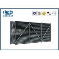 China H Fin Water Tube Economizer / Economiser Coils For Heat Recovery Boilers on sale