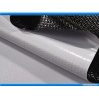 Buy cheap Heytex PVC advertising black back flex banner from wholesalers