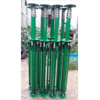 China Lightweight Push Up Telescopic Mast aluminum telescopic pole antenna tower 6 meter 18 meter hand push up with trolley wholesale