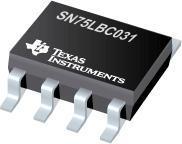 China Power Line Communication Circuits Network Controller & Processor ICs SN75LBC031D wholesale