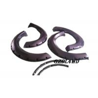 China Original Style Pocket Style Fender Flares Trim , Ford F150 Fender Flares 2009 - 2014 wholesale