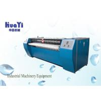 China Commercial Laundry Equipments Full Automatic BedSheet Ironing Machine Flatwork Ironer wholesale