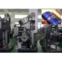 China Single Continuous Automatic Hot Foil Stamping Machine Curved Surface wholesale