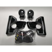 Quality Warm White 4300K Hilux Revo OEM Fog Lamp With Switch Relay Wire Harness for sale