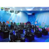 China Electric Cylinder Dynastic 5D Cinema Theatre With Individual CPU Control For Museum Park wholesale