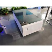 China Mini Bar Smart Smart Interactive Table , LCD Touch Screen Table Customized Color wholesale