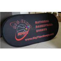 China Custom Outdoor Portable Horizontal  A - Frame Display , Sports Pop up Banner wholesale